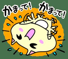 Gorogoro & Nyannyan sticker #376332