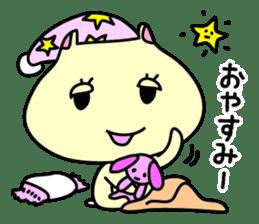 Gorogoro & Nyannyan sticker #376338