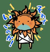 Ojisan says no! sticker #376424