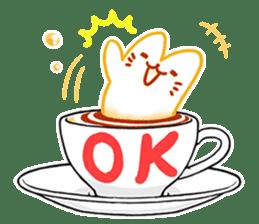 Cappucci-nyan sticker #376428
