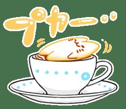 Cappucci-nyan sticker #376446