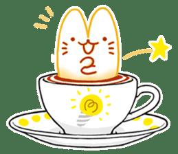 Cappucci-nyan sticker #376450