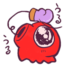 yoppemaru sticker #376629