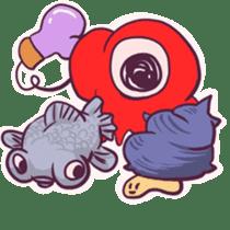 yoppemaru sticker #376655