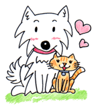 RIKI & TORA -season 1- sticker #376825