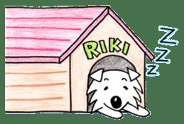 RIKI & TORA -season 1- sticker #376841