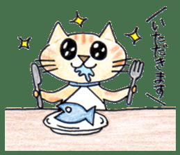RIKI & TORA -season 1- sticker #376854