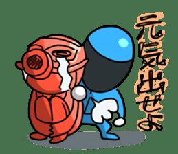 Tokyo Shinku Chitai sticker #377346