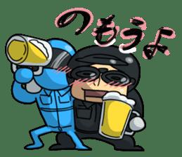 Tokyo Shinku Chitai sticker #377348