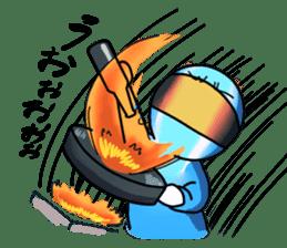 Tokyo Shinku Chitai sticker #377350