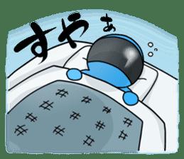 Tokyo Shinku Chitai sticker #377364