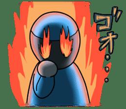 Tokyo Shinku Chitai sticker #377371