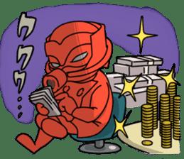 Tokyo Shinku Chitai sticker #377374
