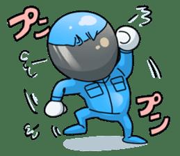 Tokyo Shinku Chitai sticker #377375