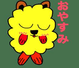 tempura dog. sticker #377612