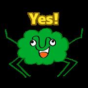 สติ๊กเกอร์ไลน์ parsleyn