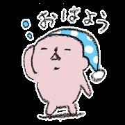สติ๊กเกอร์ไลน์ Yodare chan 2nd
