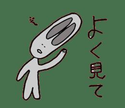 Little Mr. Little Gray sticker #379067