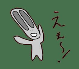 Little Mr. Little Gray sticker #379068