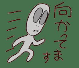 Little Mr. Little Gray sticker #379103