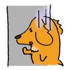 Dachshund Crin sticker #379232