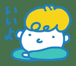 I'm pokun sticker #379905