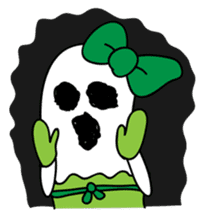 Leek-chan sticker #380855