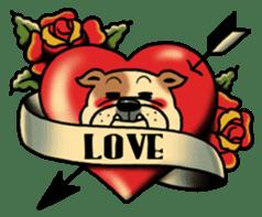 Mr.Bulldog sticker #380987