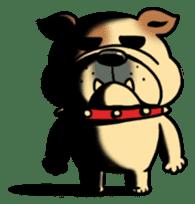 Mr.Bulldog sticker #380991