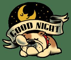 Mr.Bulldog sticker #380995