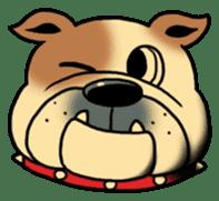 Mr.Bulldog sticker #380997