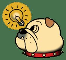 Mr.Bulldog sticker #380999