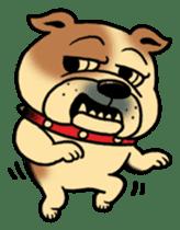 Mr.Bulldog sticker #381003