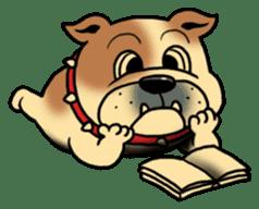 Mr.Bulldog sticker #381005