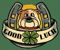 Mr.Bulldog sticker #381009