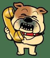 Mr.Bulldog sticker #381019