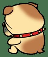 Mr.Bulldog sticker #381021