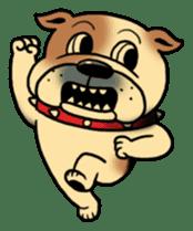 Mr.Bulldog sticker #381024