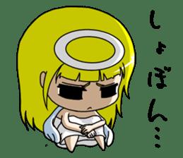 Lovely Otaku Angel sticker #382714