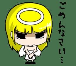 Lovely Otaku Angel sticker #382721