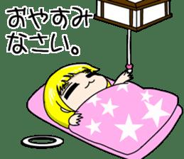 Lovely Otaku Angel sticker #382731