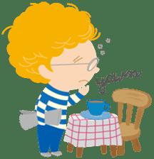 Petit Chou et Creme sticker #383189