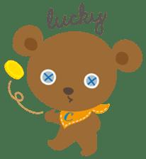 Petit Chou et Creme sticker #383191