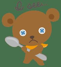 Petit Chou et Creme sticker #383194