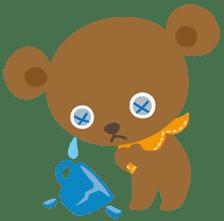Petit Chou et Creme sticker #383196