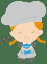 Petit Chou et Creme sticker #383200