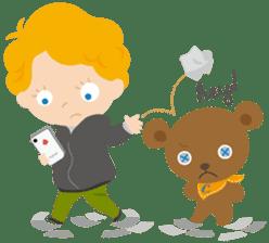 Petit Chou et Creme sticker #383202