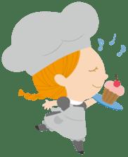 Petit Chou et Creme sticker #383205