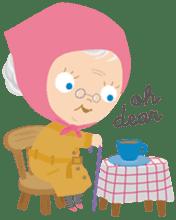 Petit Chou et Creme sticker #383208
