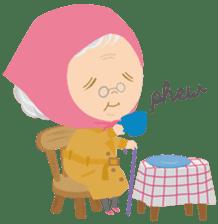 Petit Chou et Creme sticker #383209